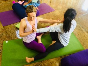 pregnancy yoga blog - Pregnancy Yoga Teacher Training with Caroline Bagga