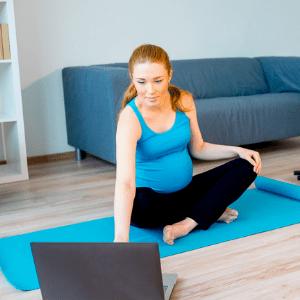 Prenatal Yoga - on demand