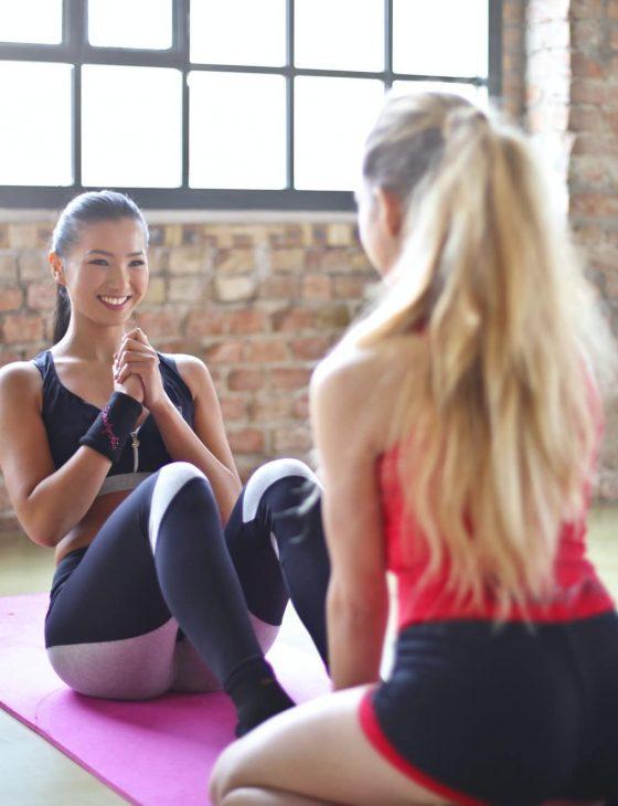 private pregnancy yoga class